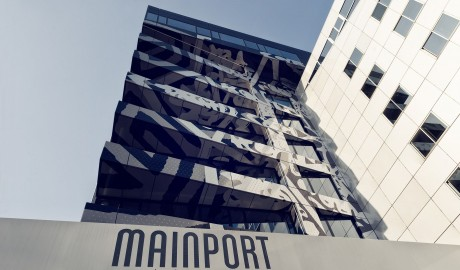 Mainport Building in Rotterdam