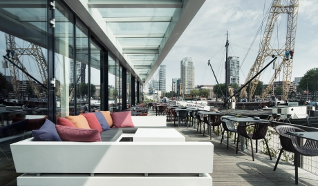 Mainport Lounge in Rotterdam