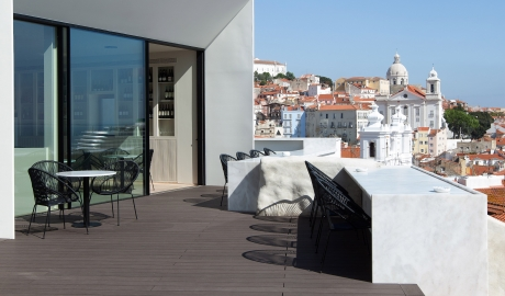 Memmo Alfama City View in Lisbon