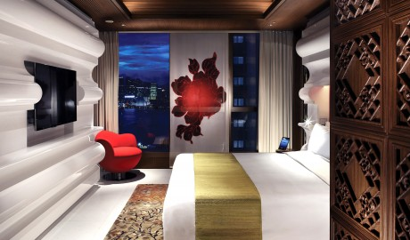 Mira Moon Room in Hong Kong