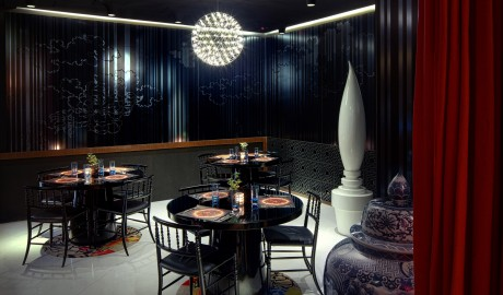 Mira Moon Dining in Hong Kong