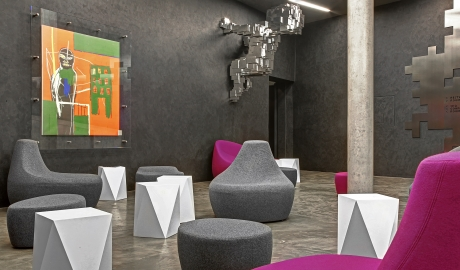 Miura Hotel Lobby Chairs Interior Design M 12 R
