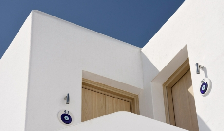 Myconian Kyma Doors in Mykonos