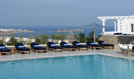Myconian Kyma Lounge in Mykonos