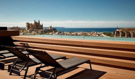 Nakar Hotel City View in Palma de Mallorca
