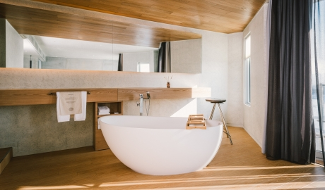 Nest Hotel Bathroom Bathtub M 10 R