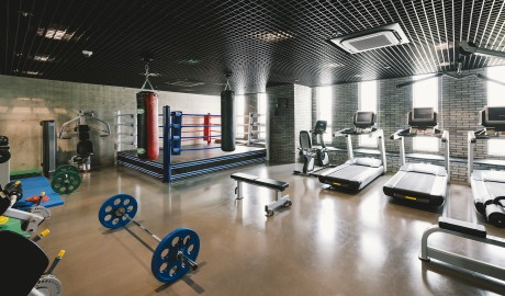 Nest Hotel in Fitness Room Incheon