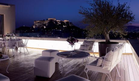 New Hotel Dining in Athens