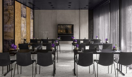 Nobu Hotel Shoreditch Gray Meeting Room in London