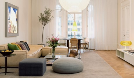 Nobis Hotel Stockholm Interior Design in Sweden