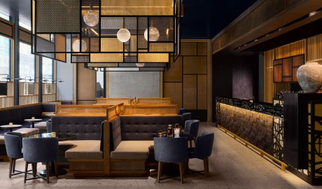 Nobu Hotel Shoreditch Reception in London