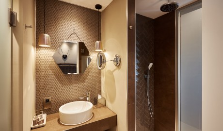Oddfellows Bathroom interior design in Manchester