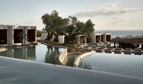 Olea all suite Hotel and Spa in Zakynthos