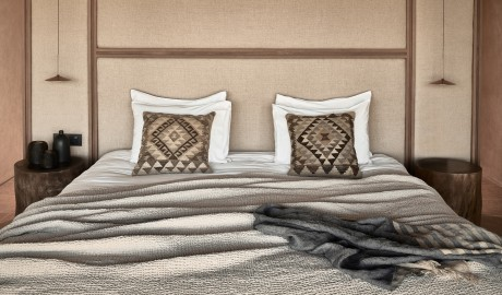 Olea All Suite Hotel Pillows in Zakynthos