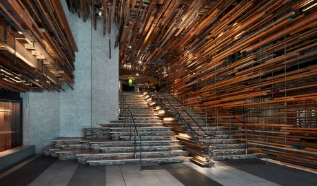 Ovolo Nishi Staircase in Canberra