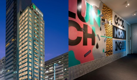 Ovolo Southside Design Details in Hong kong
