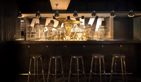 Ovolo Southside Bar Chairs in Hong Kong