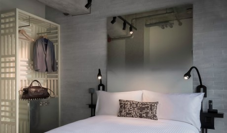 Ovolo Southside Bedroom in Hong Kong