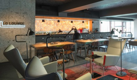 Ovolo Southside Lounge in Hong Kong