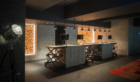 Ovolo Southside Reception Interior Design M 13 R