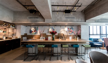Ovolo Southside Restaurant in Hong Kong
