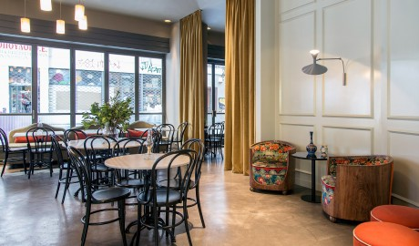Perianth Hotel Restaurant in Athens