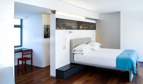 Periscope Guestroom in Athens