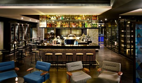 QT Sydney Bar Design in Sydney