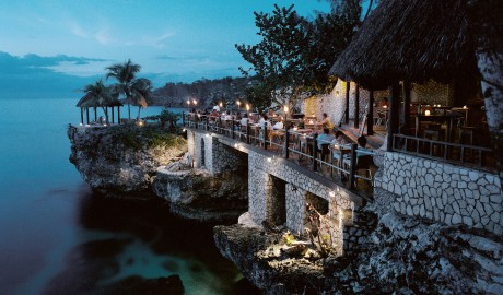 Rockhouse Hotel Coast in Negril