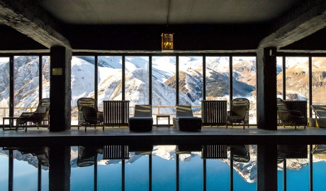 Rooms Hotel Kazbegi Indoor Pool Mountain View M 01 R