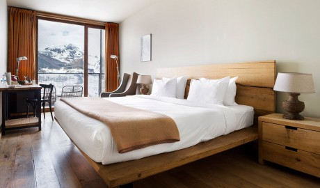 Rooms Hotel Kazbegi Interior Design Details in Stepantsminda