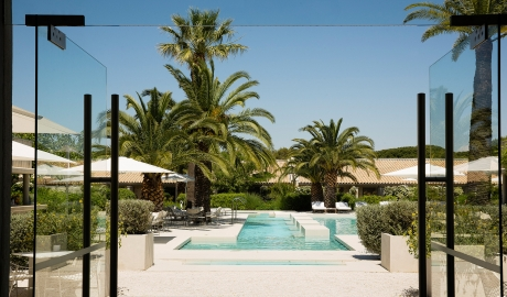 Sezz St Tropez Pool Bar Architecture M 07