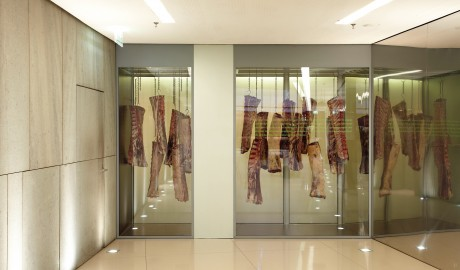 Side Meat Drying Room in Hamburg