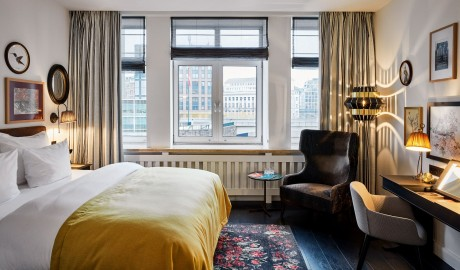 Sir Nikolai Hotel, City View in Hamburg