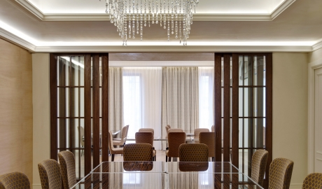 Standart Moscow Meeting Room Private Dining Interior M 01 R