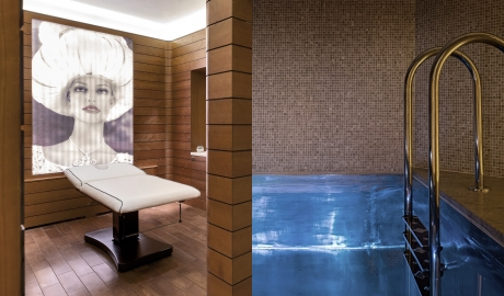 Standart Moscow Spa Massage Pool M 12 R