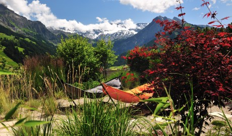 The Cambrian Hammocks in Adelboden
