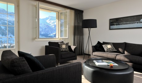 The Cambrian Lounge Furniture in Adelboden
