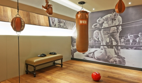 The Dominican Interior Design Gym M 11 R