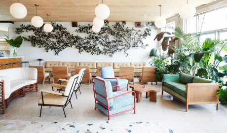 The Drifter Interior Design in New Orleans