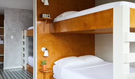 The Drifter Bunkbeds in New Orleans