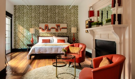 The Dwell Hotel Guestroom Suite in Chattanooga