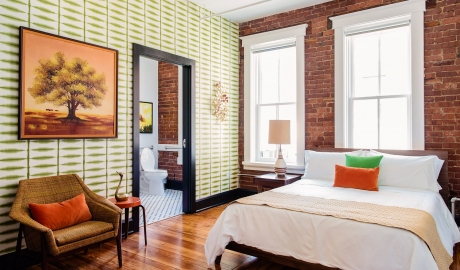 Chattanooga Interior Design Delectable The Dwell Hotel  Chattanooga United States   Design Hotels™ Review