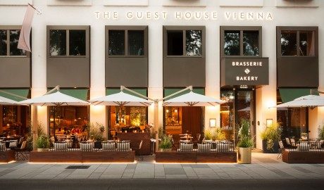 The Guesthouse Vienna Brasserie in Vienna