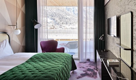 The hide Hotel Flims