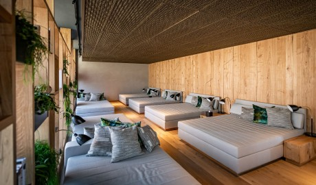 The Hide Hotel Flims, Silence Room in Flims