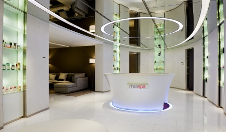 The Mira Hong Kong Spa in China