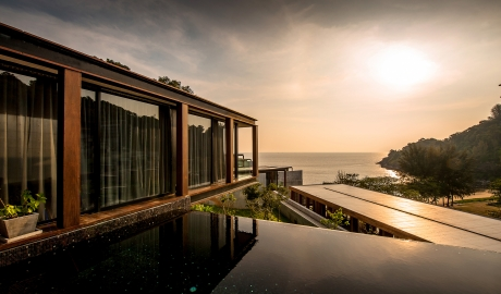 The Naka Phuket Architecture Ocean View M 12 R