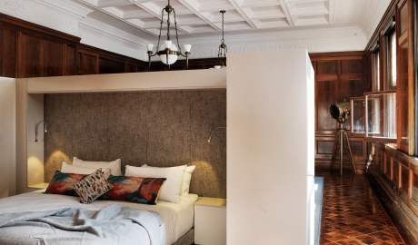 The Old Clare Hotel Guestroom Interior Design M 05