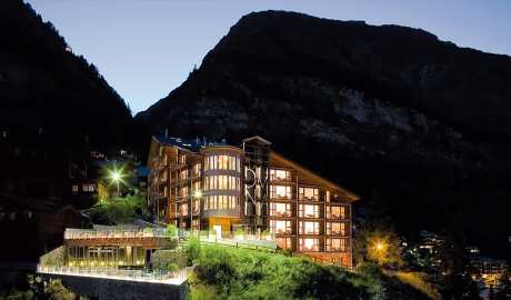 The Omnia Architecture Mountain View By Night M 17 R
